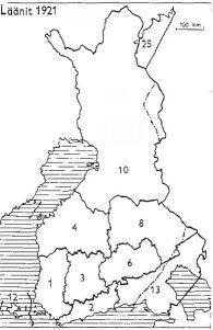 finland 1921