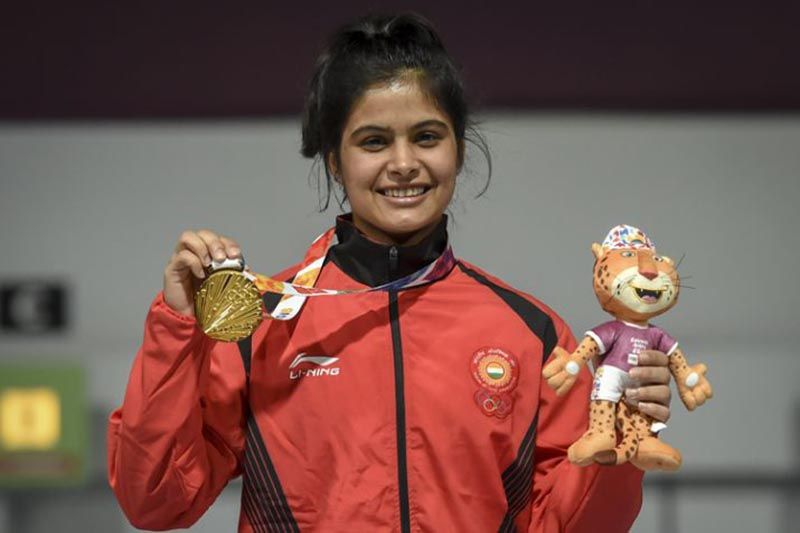 Manu Bhaker can potentially win 3 gold medals at Tokyo Olympics