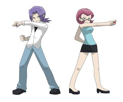 Jessie And James Pokemon Age