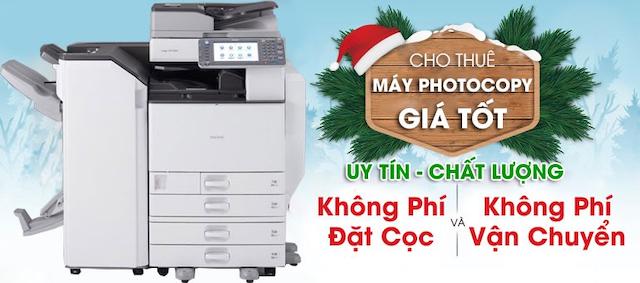 Dịch vụ cho Thuê máy photocopy huyện CỦ CHI