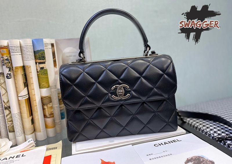 Chị em mê mẩn túi xách Chanel do túi có chất lượng cao và kiểu dáng sang trọng