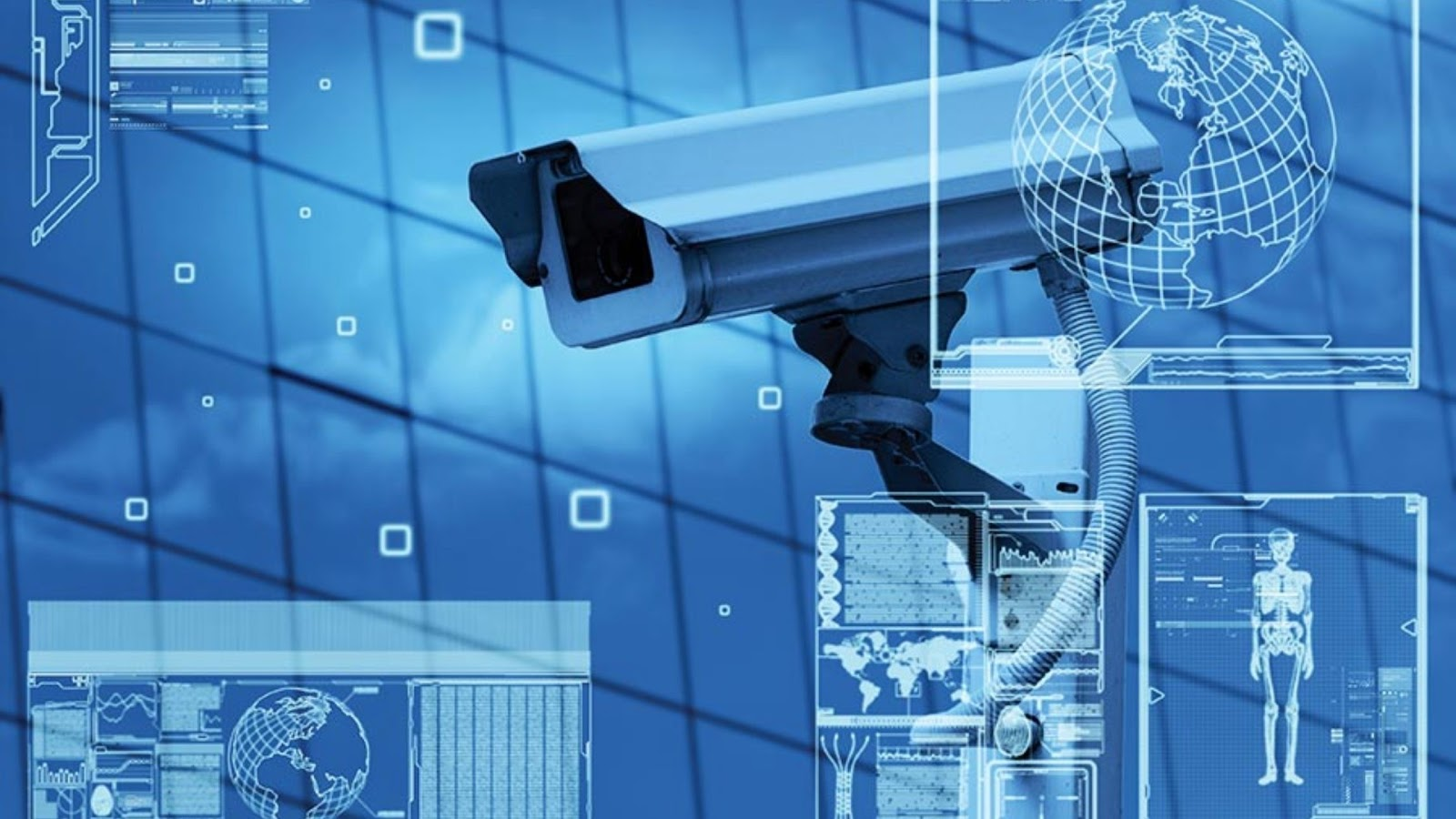 The AI-powered surveillance system