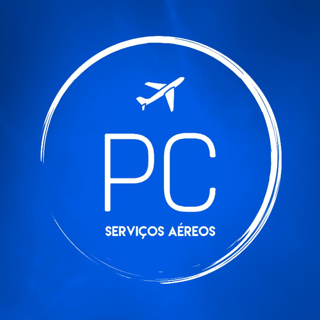 LOGO PC SERVIÇOS AÉREOS