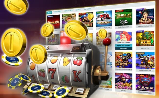 สล็อตออนไลน์ เป็นเกมที่เล่นง่าย และได้เงินเร็ว