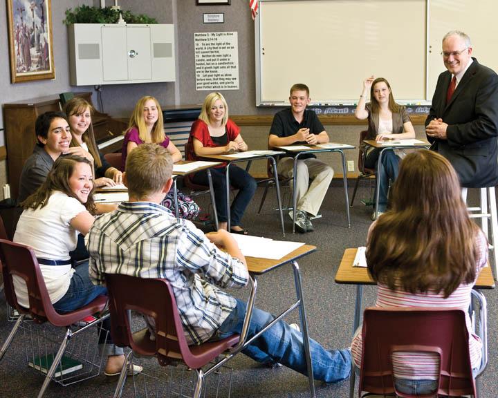 mormon youth seminary