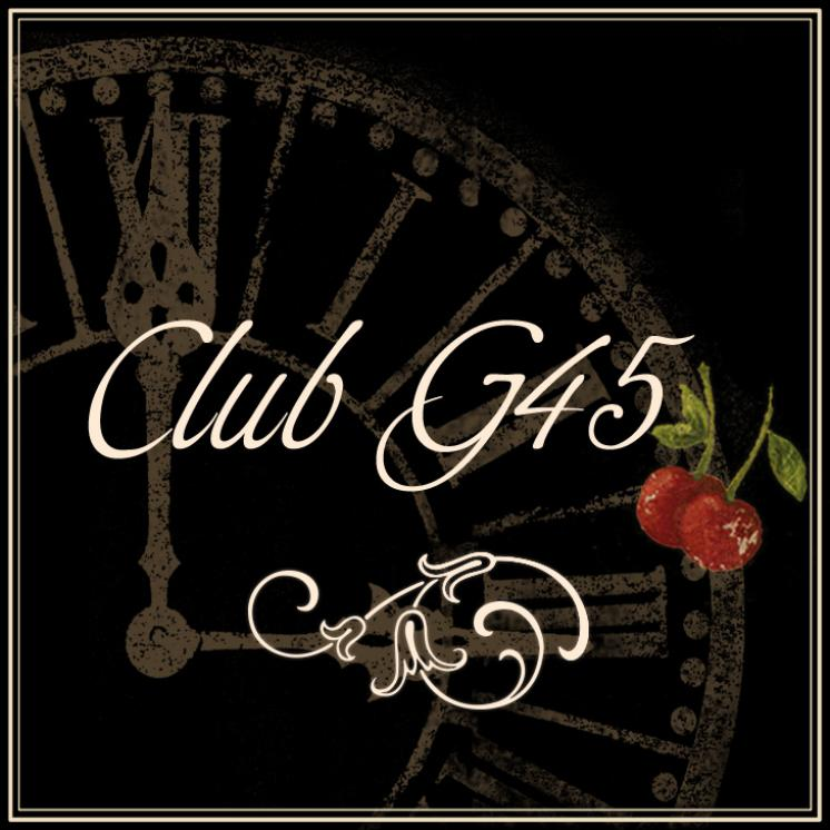 Club G45 Subscriber Vol 12 2019 Life's a Journey