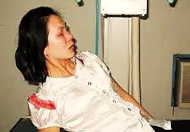 Image result for Hình thầy cô giáo bị học trò đánh
