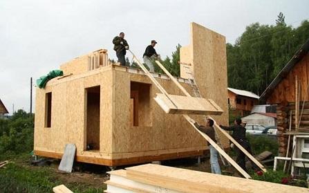 Дом за несколько месяцев: в Литве нашли новый способ строительства