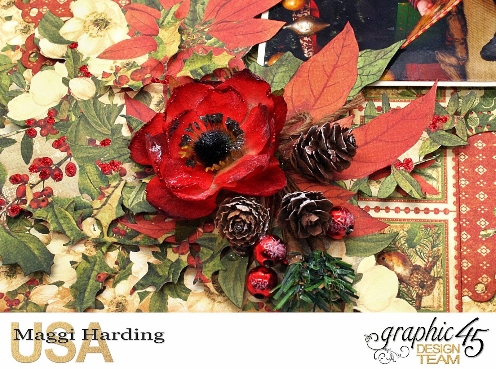 Layout, Winter Wonderland, Maggi Harding, Graphic 45 (2).jpg
