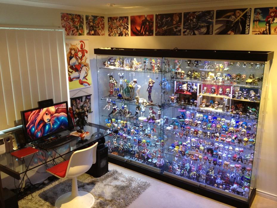 how to make an otaku room