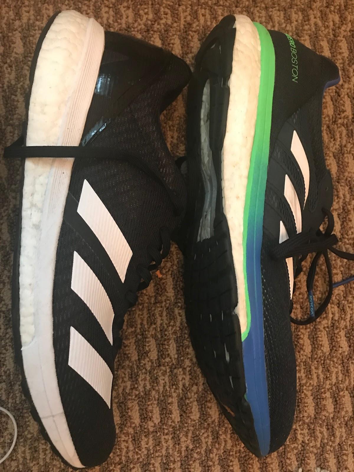 mini atmósfera Acrobacia  Road Trail Run: adidas adizero Boston 8 Review--More than a Feeling?