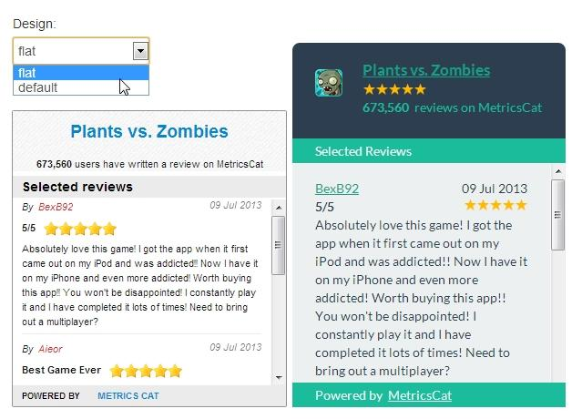 mobile app reviews