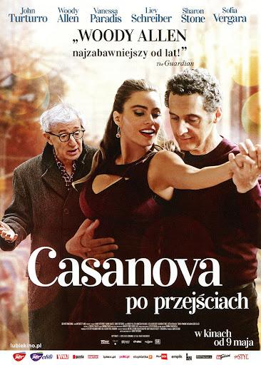 Przód ulotki filmu 'Casanova Po Przejściach'