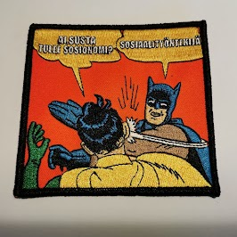 Batman - Sosiaalityöntekijä (4€/kpl)