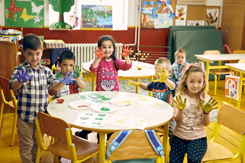 Gửi con ở nhà trẻ/ trường học hay một nơi giúp bạn yên tâm