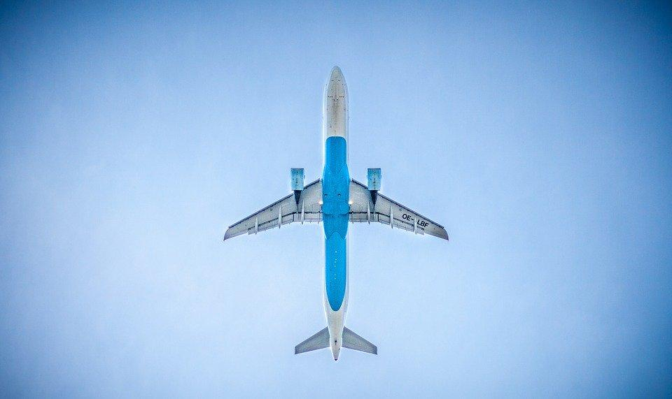 Airplane, Aircraft, Take Off, Flight, Above, Plane