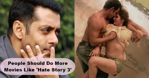 Salman Khan opinion