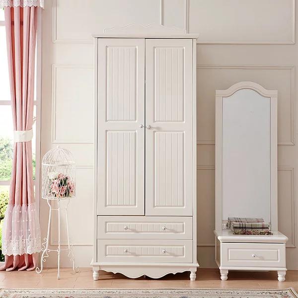 Tủ quần áo gỗ MDF thiết kế sang trọng hiện đại GHS-5765