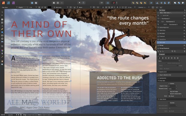 Affinity Publisher 1.8 for Download Free