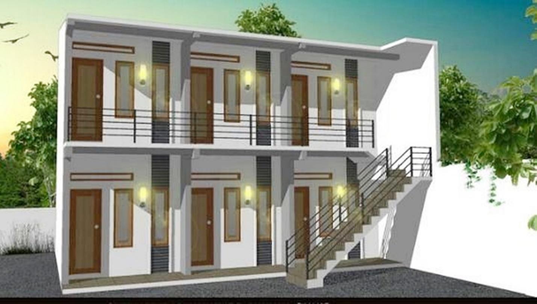 12 Contoh Desain Rumah Kontrakan Minimalis Dan Sederhana