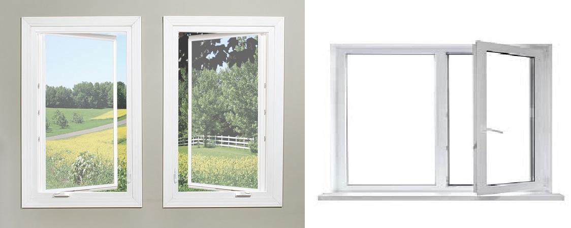 ventanas abatibles