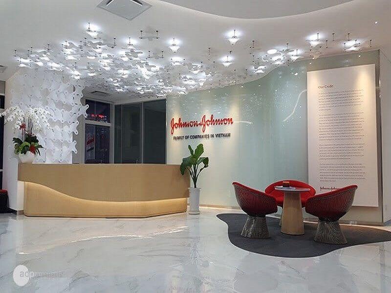JnJ là dự ánthiết kế nội thất văn phòngđầu tiên nhận chứng chỉ Leed