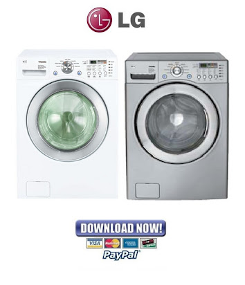 Lg Washing Machine Wm2277hw Service Manual