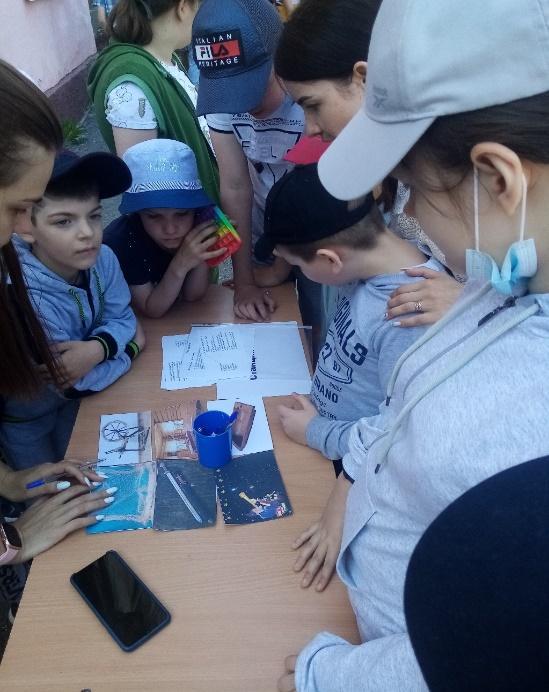 Продолжает работу детский оздоровительный лагерь
