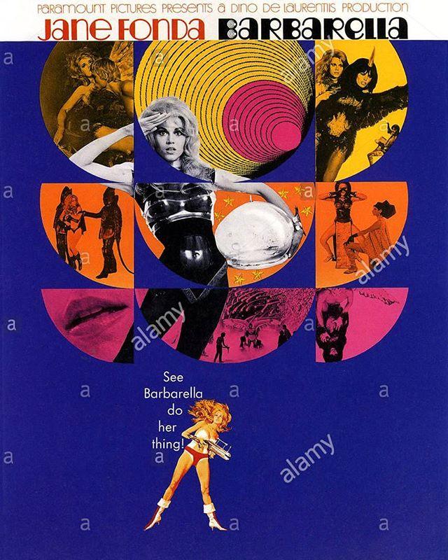 Barbarella (1967, Roger Vadim)