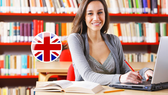 Самое интересное : Онлайн школа английского!