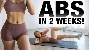 Get Abs in 2 WEEKS | Abs Workout Challenge - YouTube