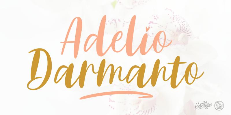 Adelio Darmanto