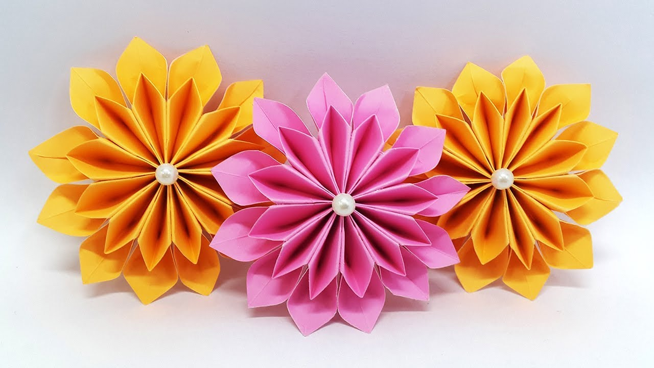 Origami Flower - The Best Of Origami Ideas To Know