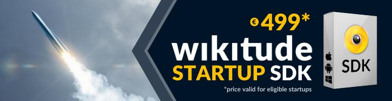 AR SDK for startups