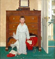 Truth About Santa Norman Rockwell