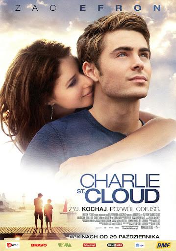Przód ulotki filmu 'Charlie St. Cloud'