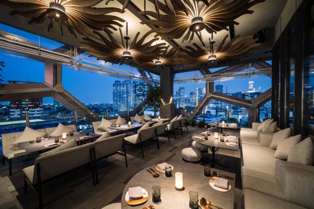 Animale Restaurant view