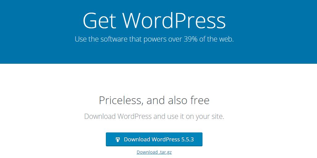 wordpress Wix alternatives in South Africa
