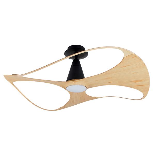 Quạt trần Royal Swish với kiểu dáng độc đáo và hấp dẫn
