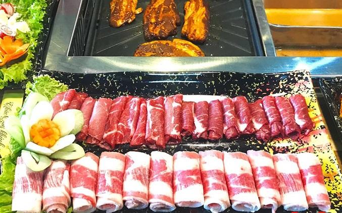 Ăn Buffet  lẩu nướng view hồ Tây cực sang chảnh với giá chỉ 269k tại nhà hàng Ohcha - Ảnh 4