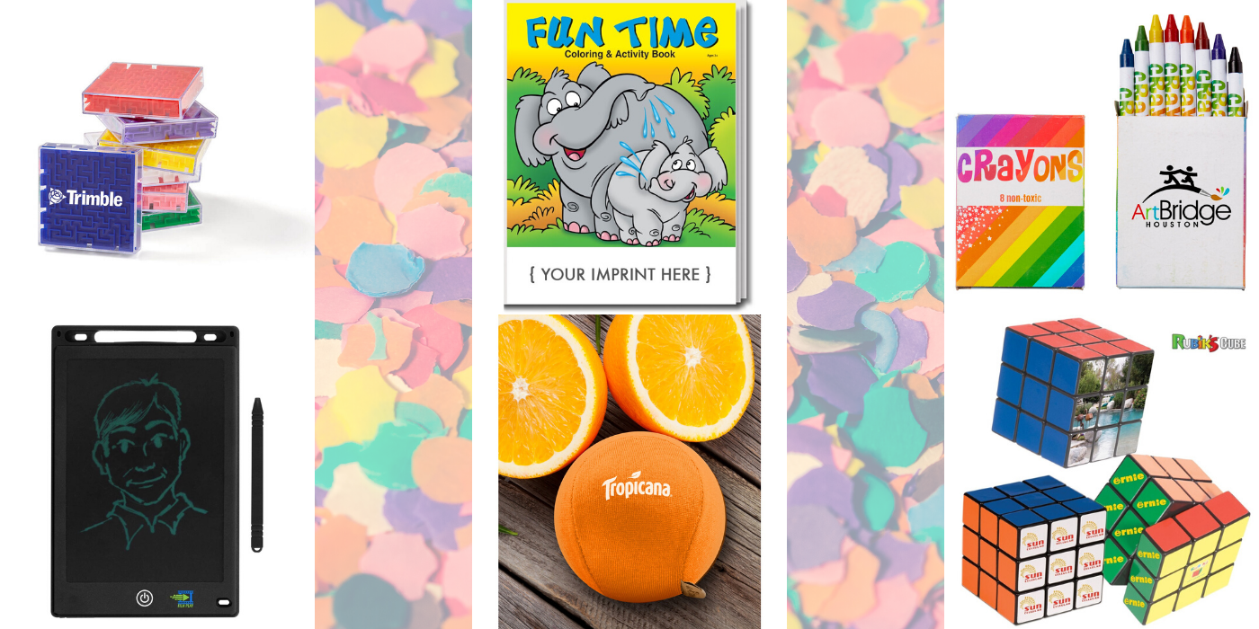 kid-friendly eco-friendly promotional toys and games