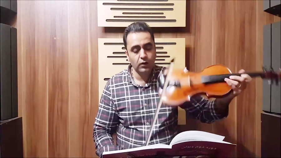 درآمد اول و دوم حجاز ابوعطا ردیف دوم ابوالحسن صبا ایمان ملکی ویولن