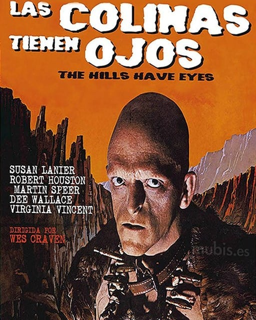 Las colinas tienen ojos (1977, Wes Craven)