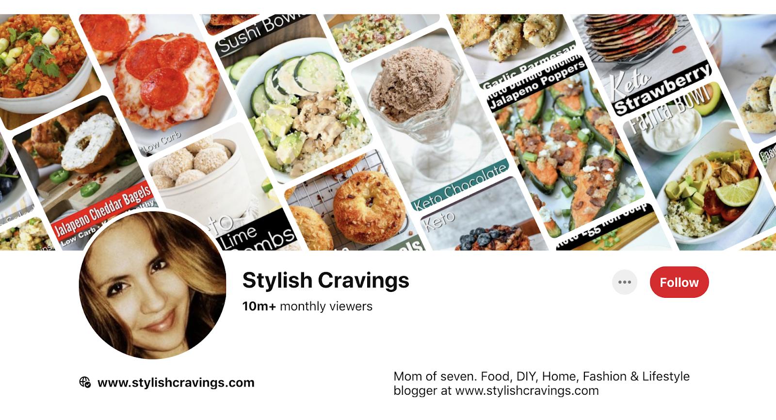 Stylish cravings