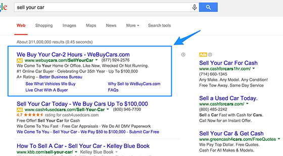http://unbounce.com/photos/adwords-copy-sell-your-car.png