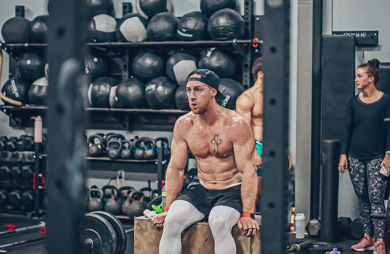 full body crossfit workout at home