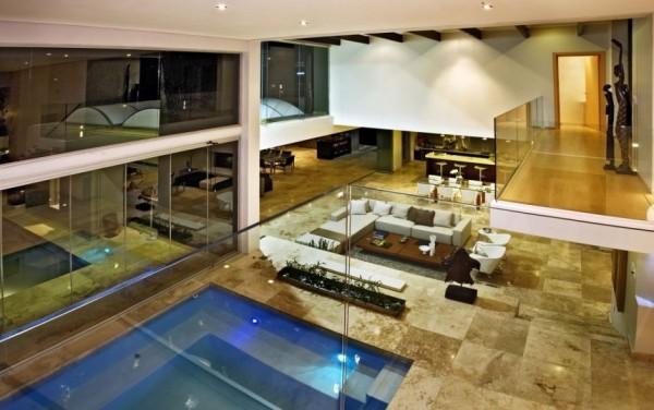 Dosis arquitectura casa joc por nico van der meulen - Casas de lujo por dentro y por fuera ...