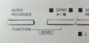Chức năng ghi âm PX850