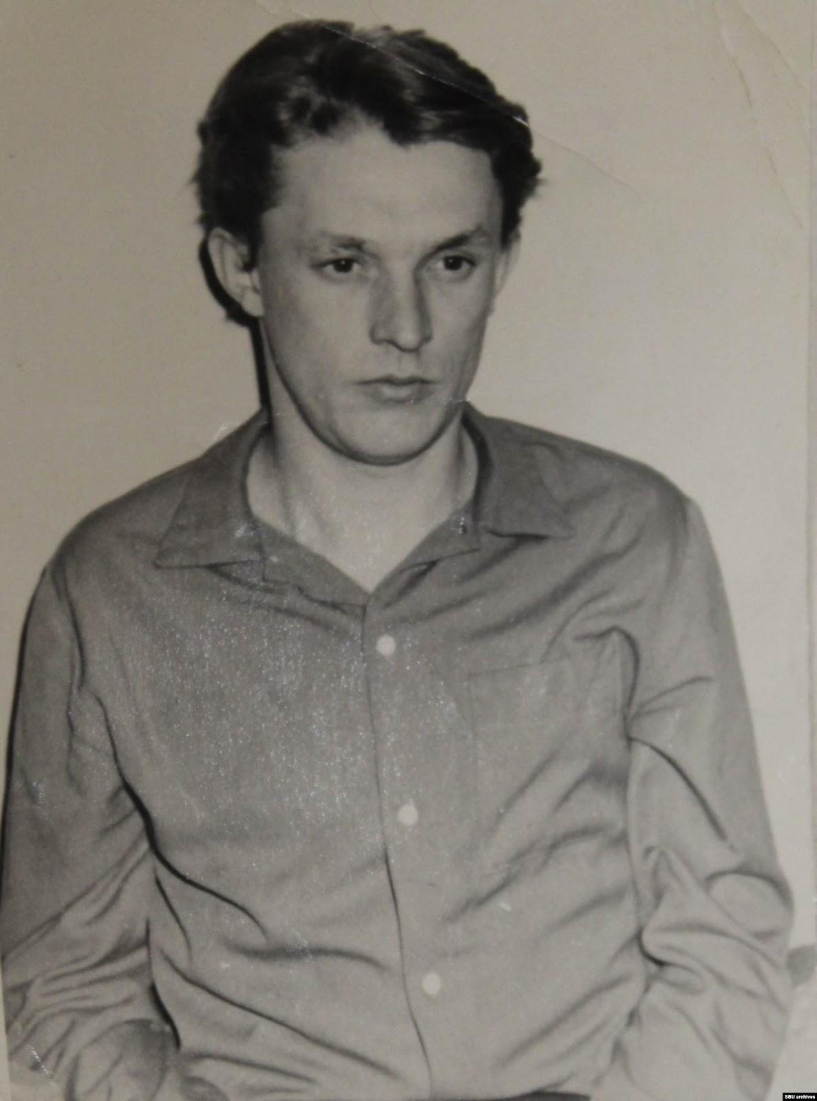 Фото Пушкаря, найденное у Хона. Из уголовного дела