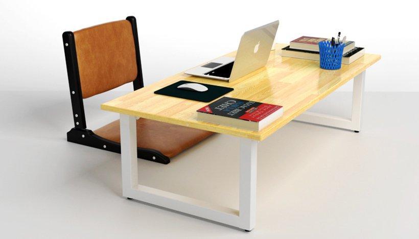 Kết quả hình ảnh cho bàn làm việc dạng bệt
